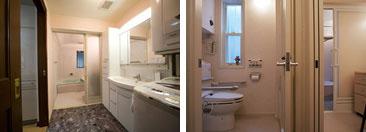 浴室・洗面・トイレのリフォーム